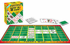 Poker's Wild Family Game