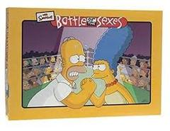 Battle of the Sexes The Simpsons