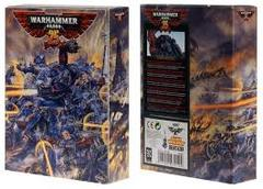 Warhammer 40K Limited 25th Anniversary Capt. Crimson Fist
