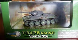 Dragon Armor German T-34/76 Eastern Front