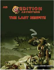 5th Edition Adventure - A10 The Last Respite
