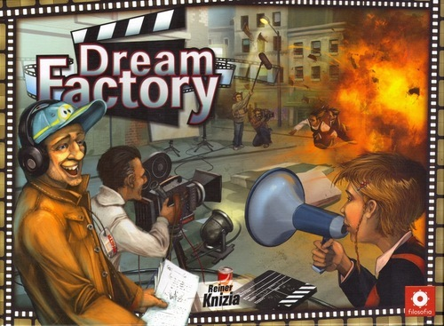 Dream Factory English Version by Reiner Knizia