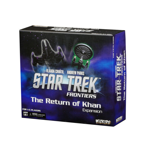 Star Trek Frontiers - The Return of Khan Expansion - Board
