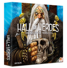 Raiders of the North Sea - Hall of Heroes Expasion