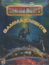 Gamma World Gamma Knights Box Set TSR