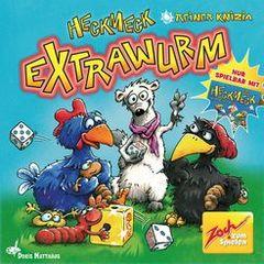 Pickomino : Expansion Heckmeck Extrawurm