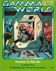 Gamma World Adventure: Famine in Far-Go Survival Module  #7502