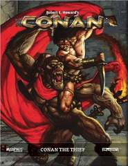Conan - Conan the Thief - 50387 HC