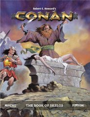 Conan - The Book of Skelos - 50389 HC