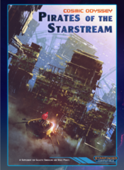 Cosmic Odyssey - Pirates of the Starstream -