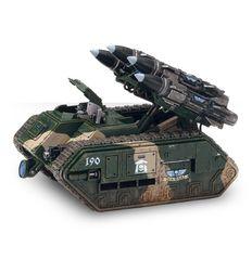 Astra Militarum - Manticore