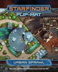 Starfinder Flip-Mat - Urban Sprawl - 7305