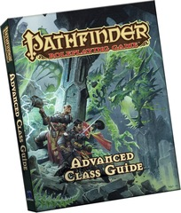 Pathfinder - Advanced Class Guide - Pocket Edition - 1129PE