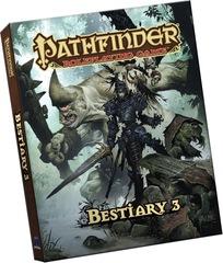 Pathfinder - Bestiary 3 - Pocket Edition 1120PE