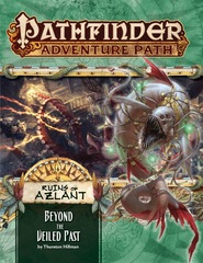 Pathfinder Adventure Path #126 - Beyond the Veilded Past - 90126