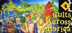 Cults Across America - Board Game of Cthulhoid Domination