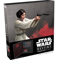 Star Wars: Destiny - Princess Leia Dice Binder