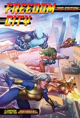 Mutants & Masterminds (3E) - Freedom City - 5511 HC