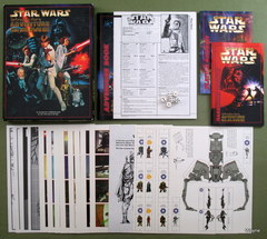 Star Wars Introductory Adventure Game Box Set (West End, 1997)