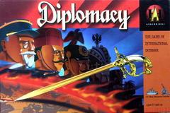Diplomacy (Hasbro/Avalon Hill, 1999) with Metal Miniatures