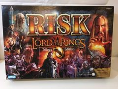 Risk: Lord of the Rings Trilogy Edition