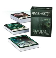 Age of Sigmar - Malign Portents Cards