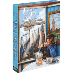Fields of Arle - Tea & Trade Expansion