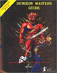 AD&D - Dungeon Masters Guide (1979) HC 2011