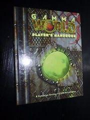 Gamma World Player's Handbook HC d20 RPG