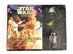 Star Wars Cookbook: Wookiee Pies, Clone Scones, & Other Galactic Goodies