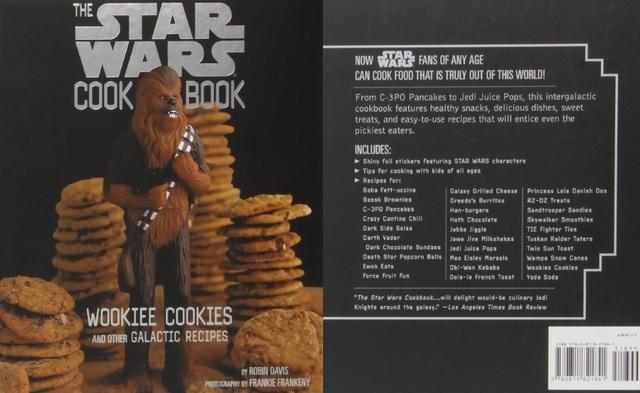 Star Wars Cookbook: Wookiee Cookies & other Galactic Recipes