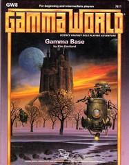 Gamma World Adventure: Gamma Base GW8 #7511