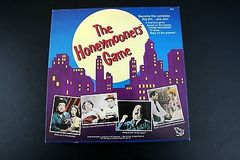 Honeymooners Game, The TSR, 1986
