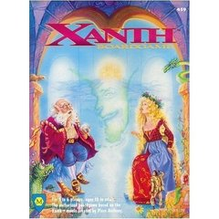Xanth Boardgame (Mayfair #459, 1991)