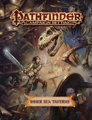 Pathfinder Campaign Setting - Inner Sea Taverns