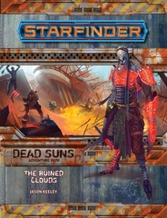 Starfinder Adventure Path #4 - The Ruined Clouds