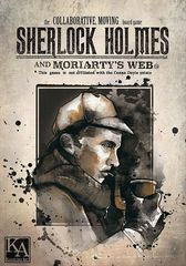 Sherlock Holmes and Moriarty's Web