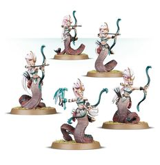Age of Sigmar -  Daughters of Khaine