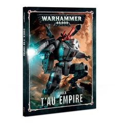 40k Codex: Tau Empire