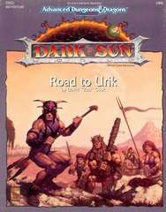 AD&D 2E Dark Sun Road to Urik Box 2406