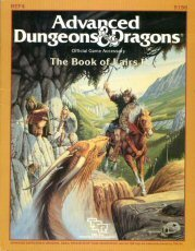AD&D - REF4 - The Book of Lairs II - 9198