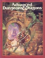 AD&D - REF3 - The Book of Lairs - 9177