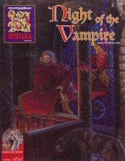 AD&D 2E - Mystara Night of the Vampire - 2509 Boxed Set