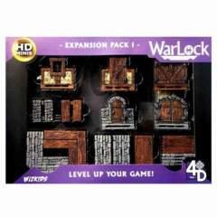 Warlock Tiles - Expansion Pack I