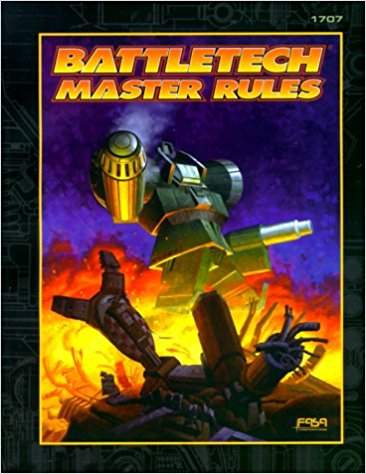 Battletech Master Rules