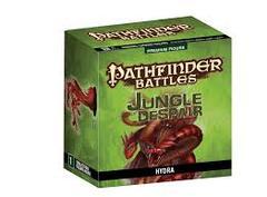 Pathfinder Battles - Jungle of Despair Hydra