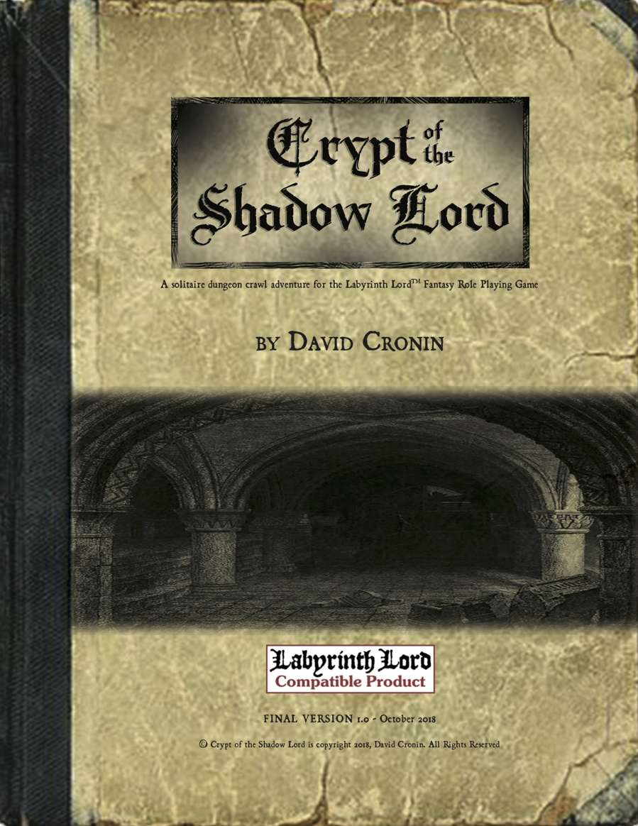 Crypt of the Shadow Lord