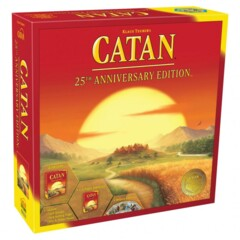 CN3222 - Catan - 25th Anniversary Edition