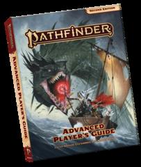 Pathfinder 2E - Advanced Player's Guide Pocket Edition 2105-PE