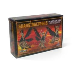 Warhammer Chaos Daemons: Plague Drones